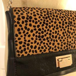 kate spade Bags - Kate Spade ♠️ Cheetah shoulder bag